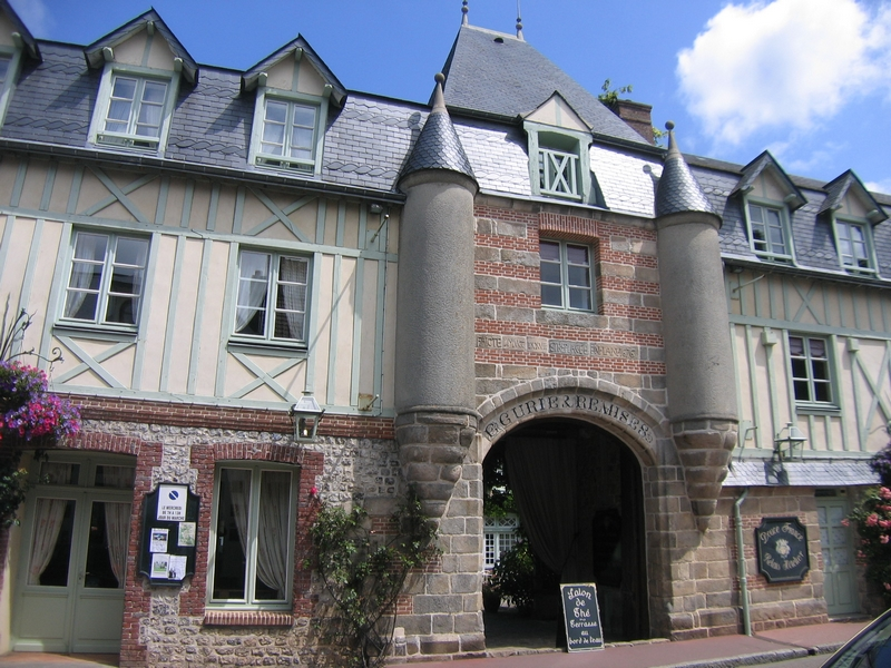 Hotel Douce France – Veules les Roses