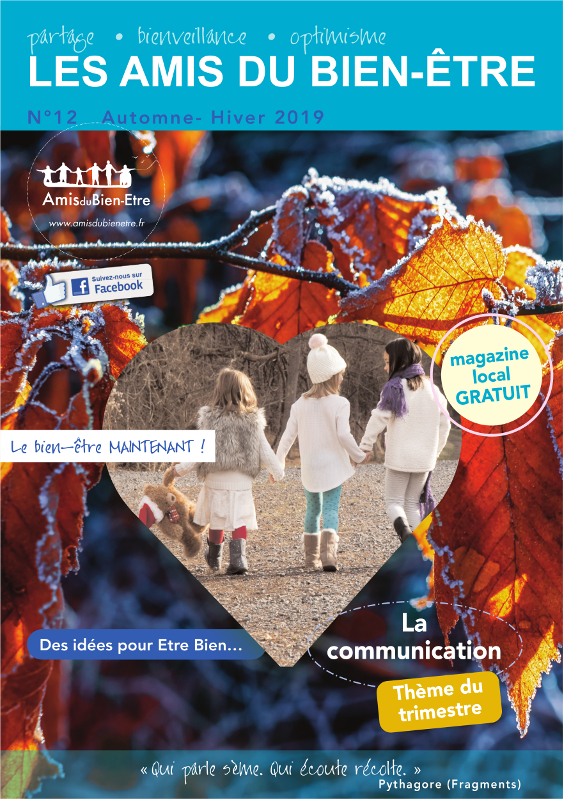 Magazine N°12 : La communication